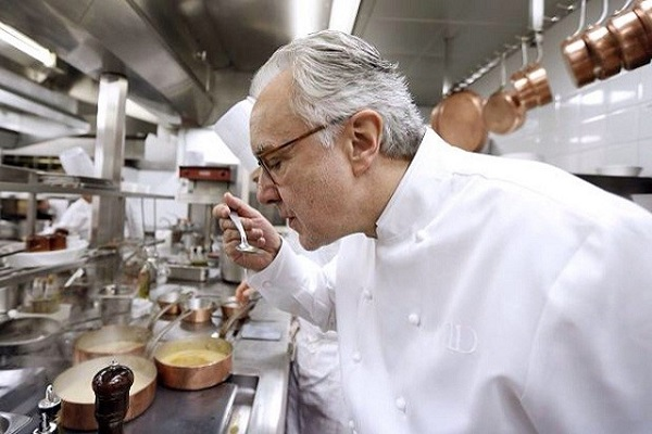sự nghiệp của alain ducasse