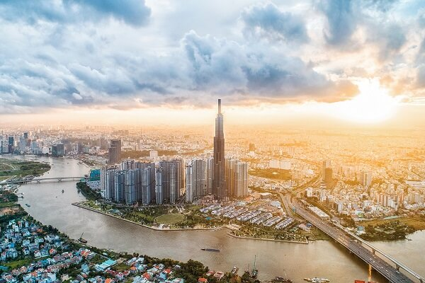 Vinpearl Luxury Hotel Landmark 81
